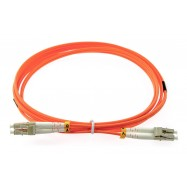 Patch cord fibra lc lc multimodale - 0,5m