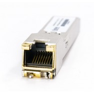 Modulo SFP con connettore RJ45 - porta GigabitOPTON 125G-RJ45-GBE SFP, 1.25Gbps, RJ45, Gigabit Ethernet, 100m