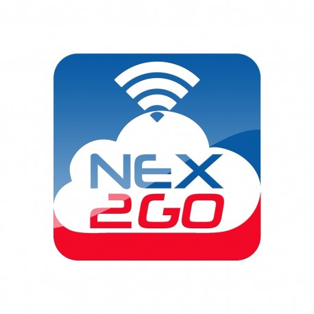 NEX2GO licenza Captive Portal 1 anno - Social WIFI e Report