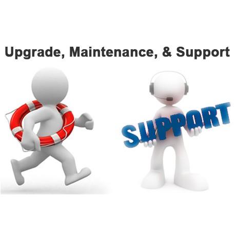 Update e Maintenancequinquennale per SBS20
