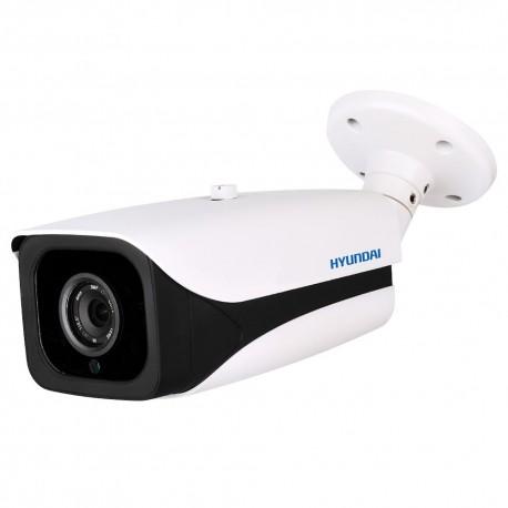 Camera bullet IP con illuminazione IR da 60 m per esterno. 4Mpx.