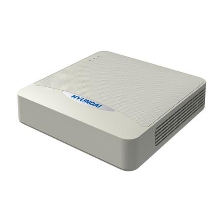 NVR IP da 4 canali. (4 porte PoE+)