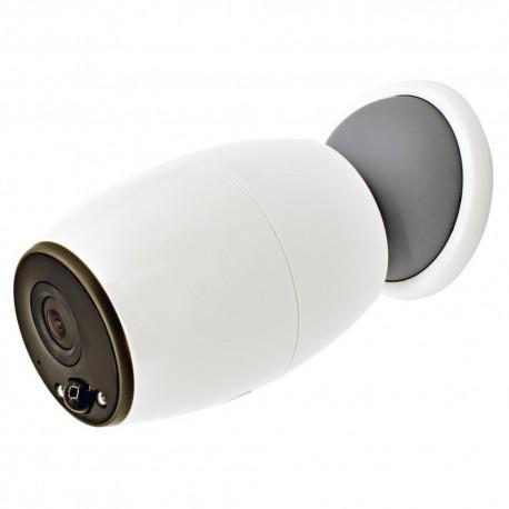 INNOTRONIK IPCAM WIFI BC3 - wifi camera - 1 Mpx - senza cavo di alimentazione - con batteria ricaricabile