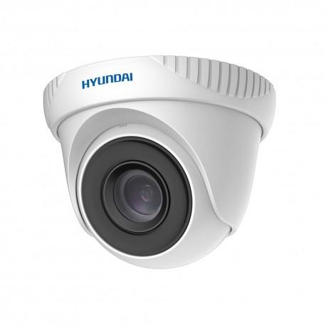Camera Dome IP con illuminazione infrarossi 30m, da esterno di 2Mpx