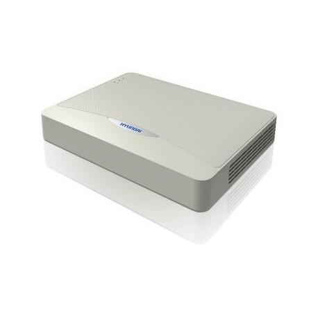 ZVR 5 in 1 da 8 canalli 8MP (7 ips) o 16 canali 5MP HDTVI/HDCVI/AHD/CVBS + 2 canali IP 6MP
