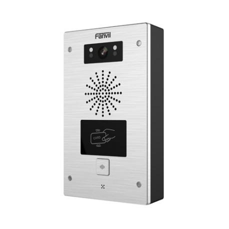 VIDEOCITOFONO FANVIL I32V - 1 tasti con RFID