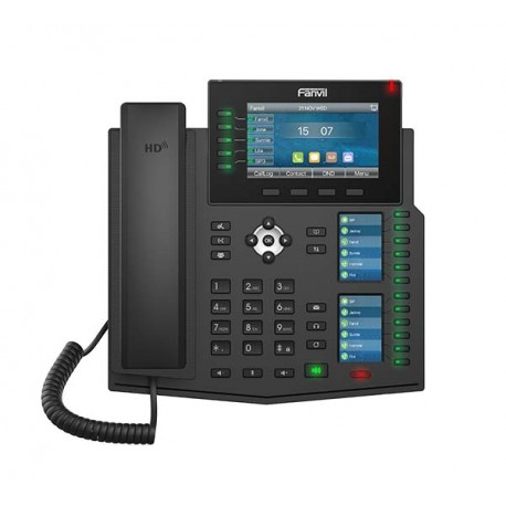 TELEFONO FANVIL X6U GIGABIT