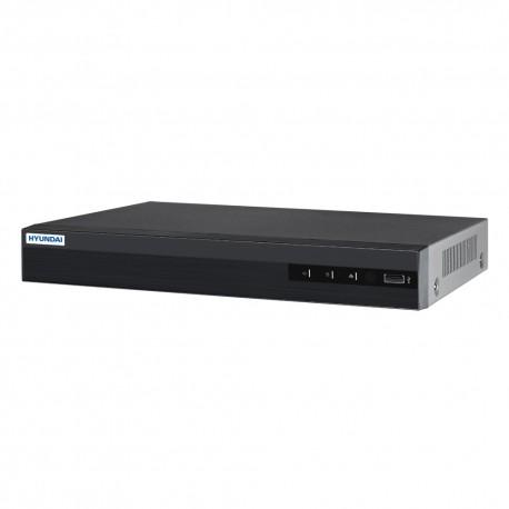 NVR IP di 8 canali , fino a 8Mpx.