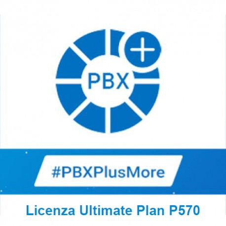 LICENZA UP-P570 - 1 anno