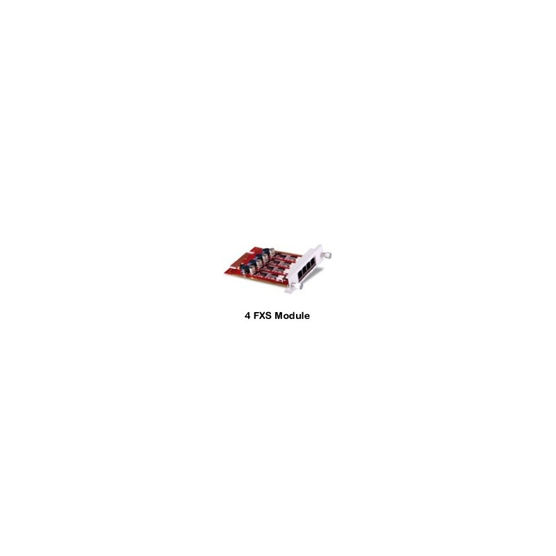 Zycoo scheda 4FXS