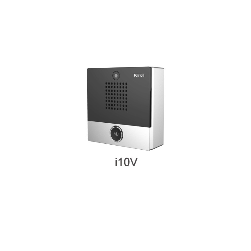 VIDEOCITOFONO FANVIL I10V - 1 tasto