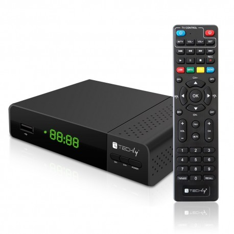 DECODER DVB-T/T2