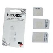 Adattatori - Kit da 3 Pezzi per Nano Sim e Micro Sim