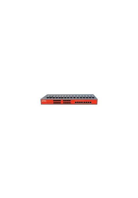 Switch Fibra 16 SFP + Porte 8 GE rack montable