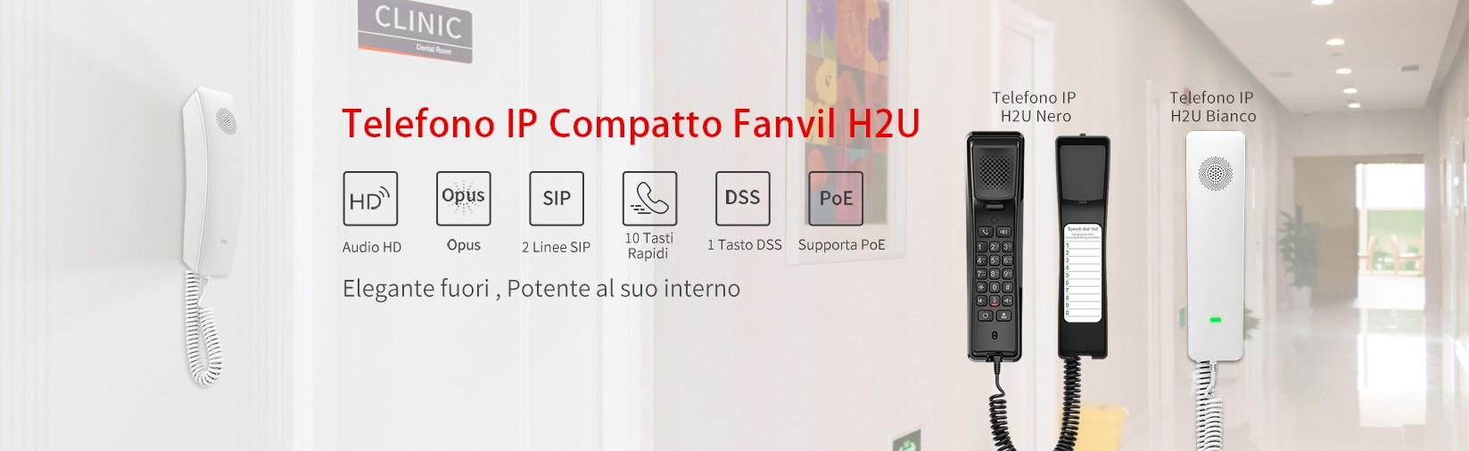 FANVIL serie H